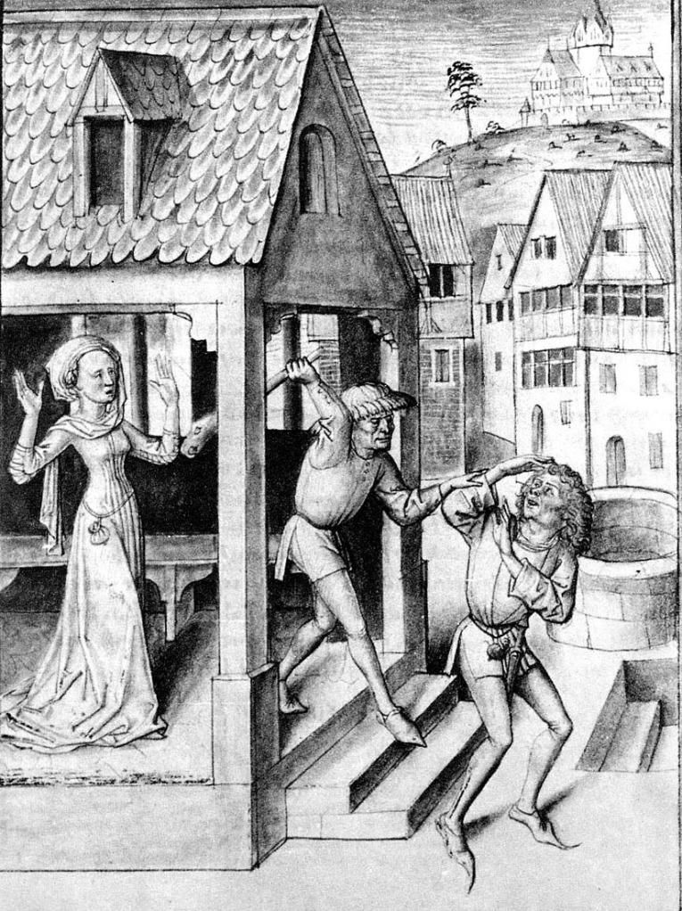 Adultère (XVº s.)